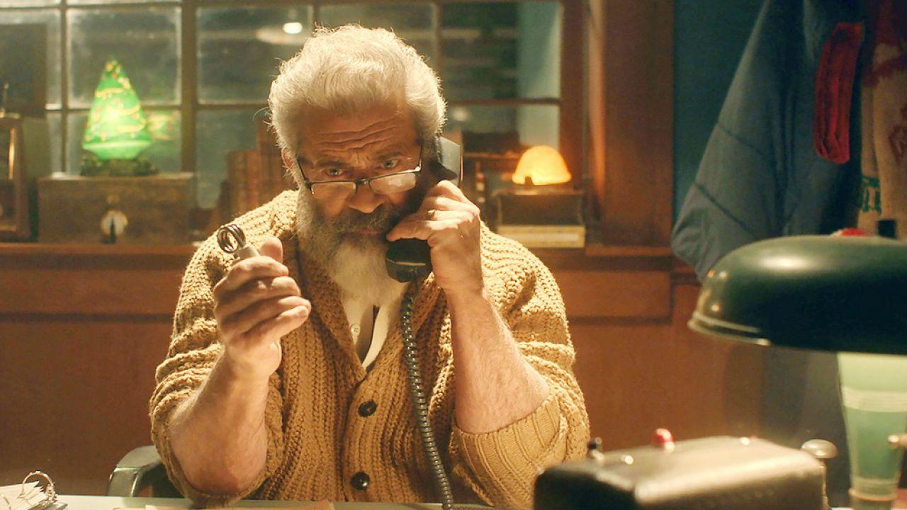 Fatman, Mel Gibson rivela perché ha accettato il ruolo di Babbo Natale nel bizzarro film