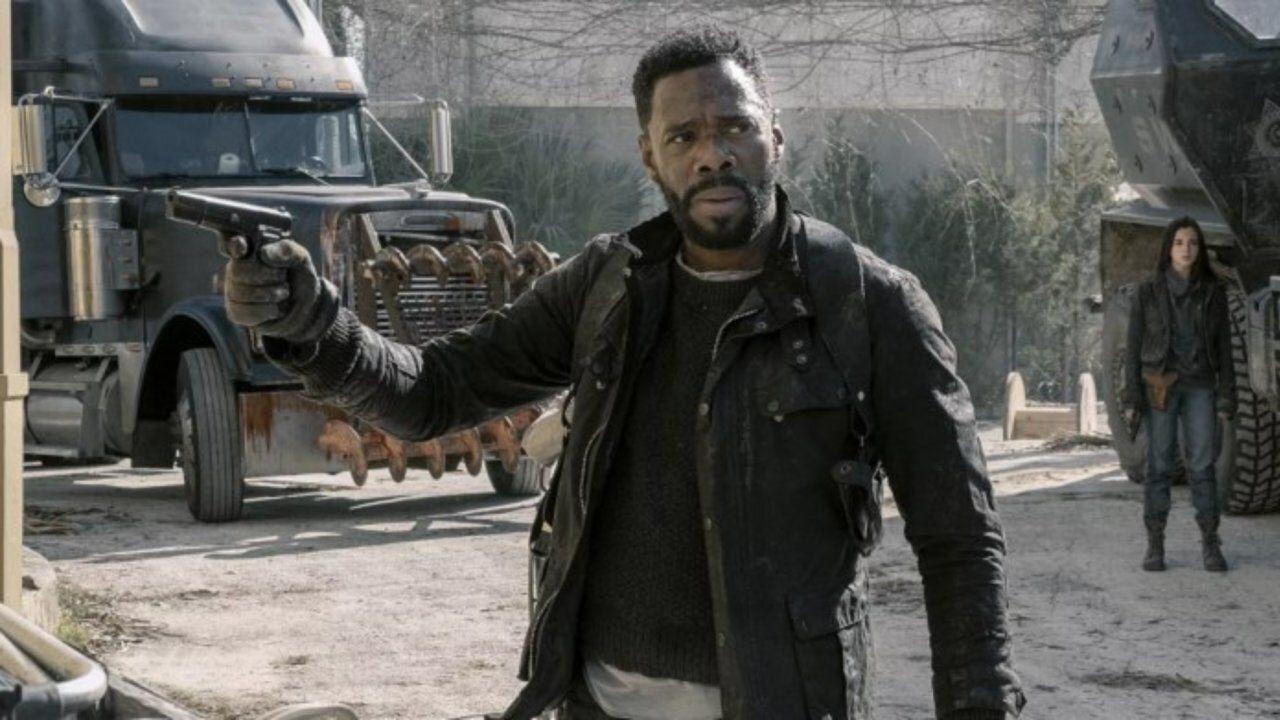 Fear the Walking Dead 6, Colman Domingo anticipa un Victor Strand ancora più spietato