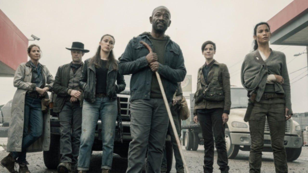 Fear The Walking Dead, ci sarà un crossover con la serie principale? Parla Lennie James