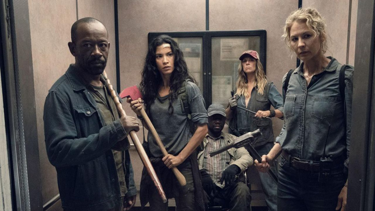 Fear The Walking Dead New Cast Joining the Diverse