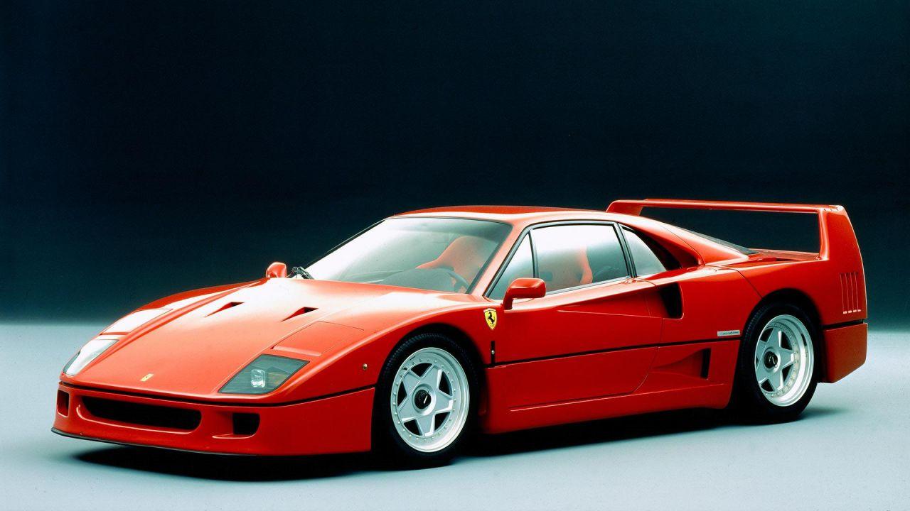 Ferrari riporterà in vita la F40? Ecco il nuovo indizio