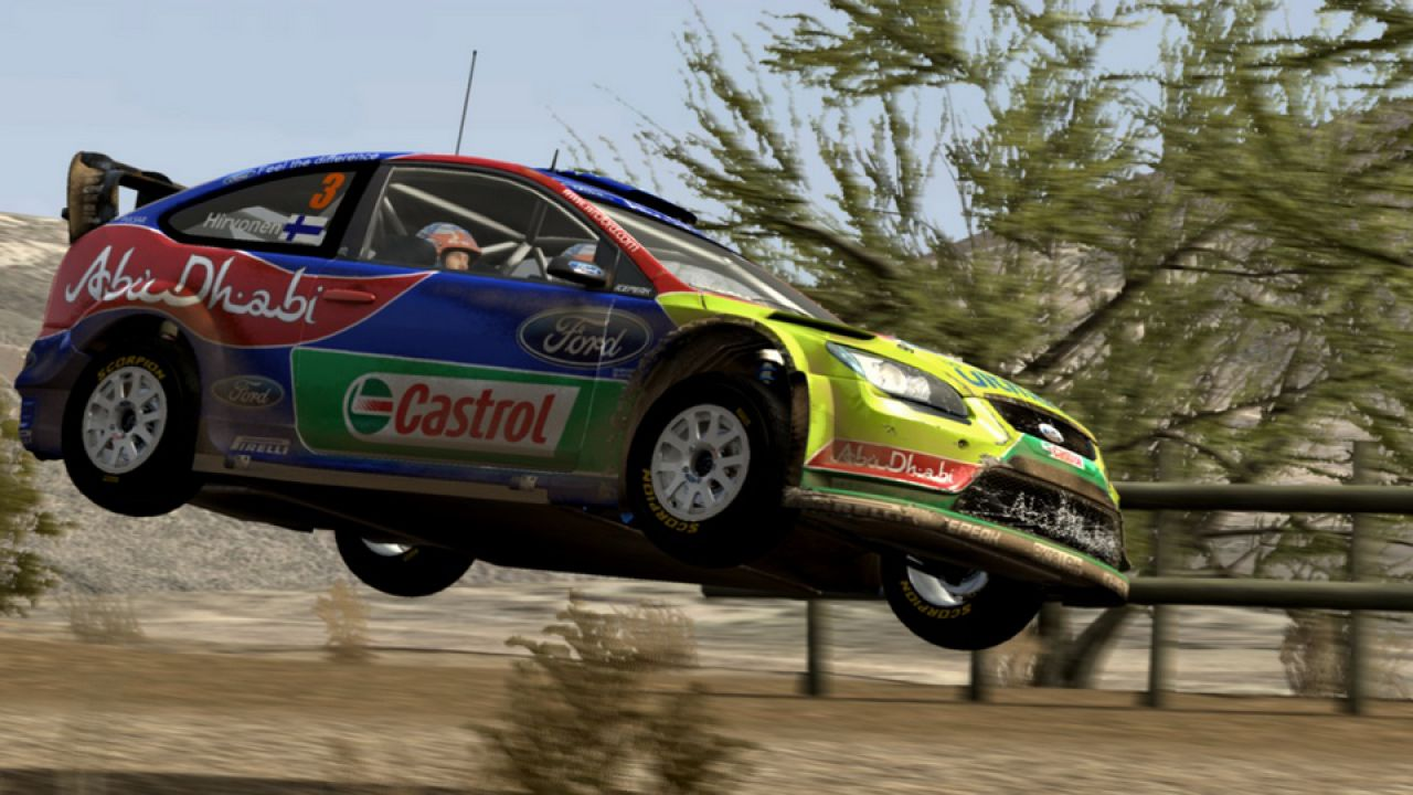FIA World Rally Championship - arrivata la patch anche su PS3 e PC