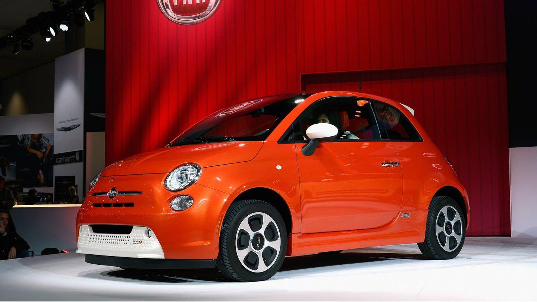 Fiat 500 Elettrica Iniziano I Test In Strada Della Futura Urban Tesla