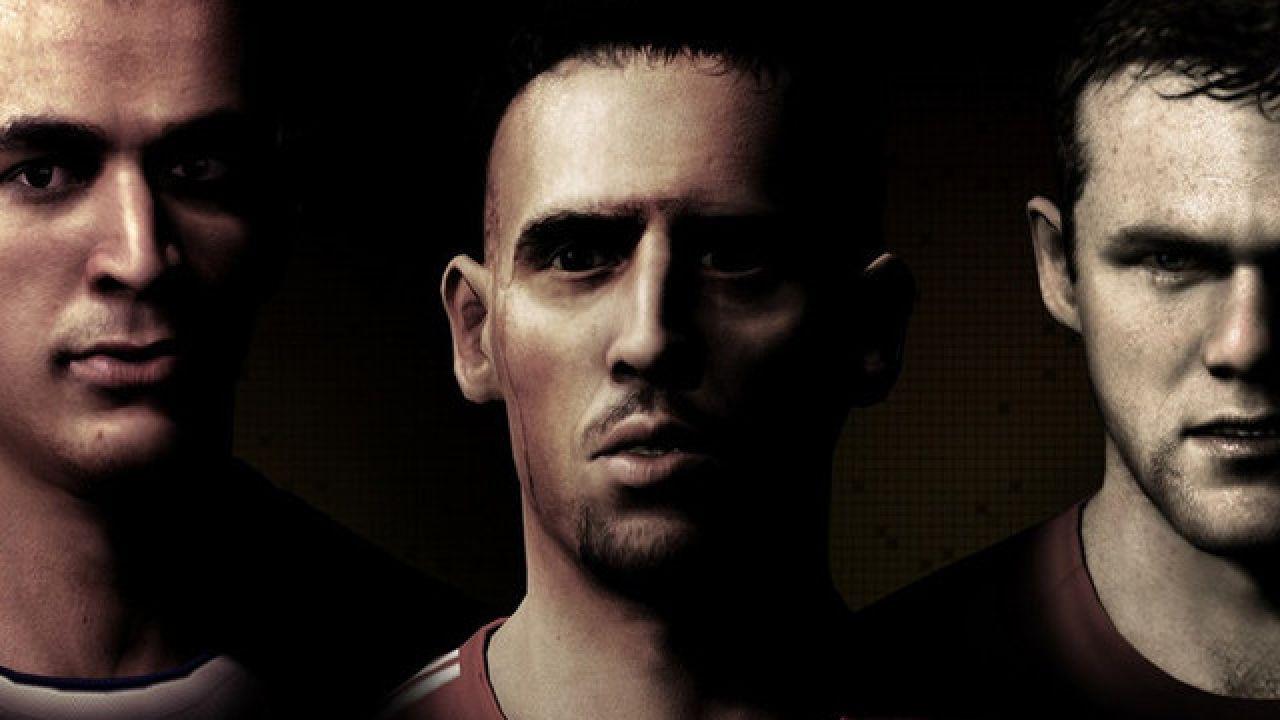 FIFA 11, le immagini dal Creation Center