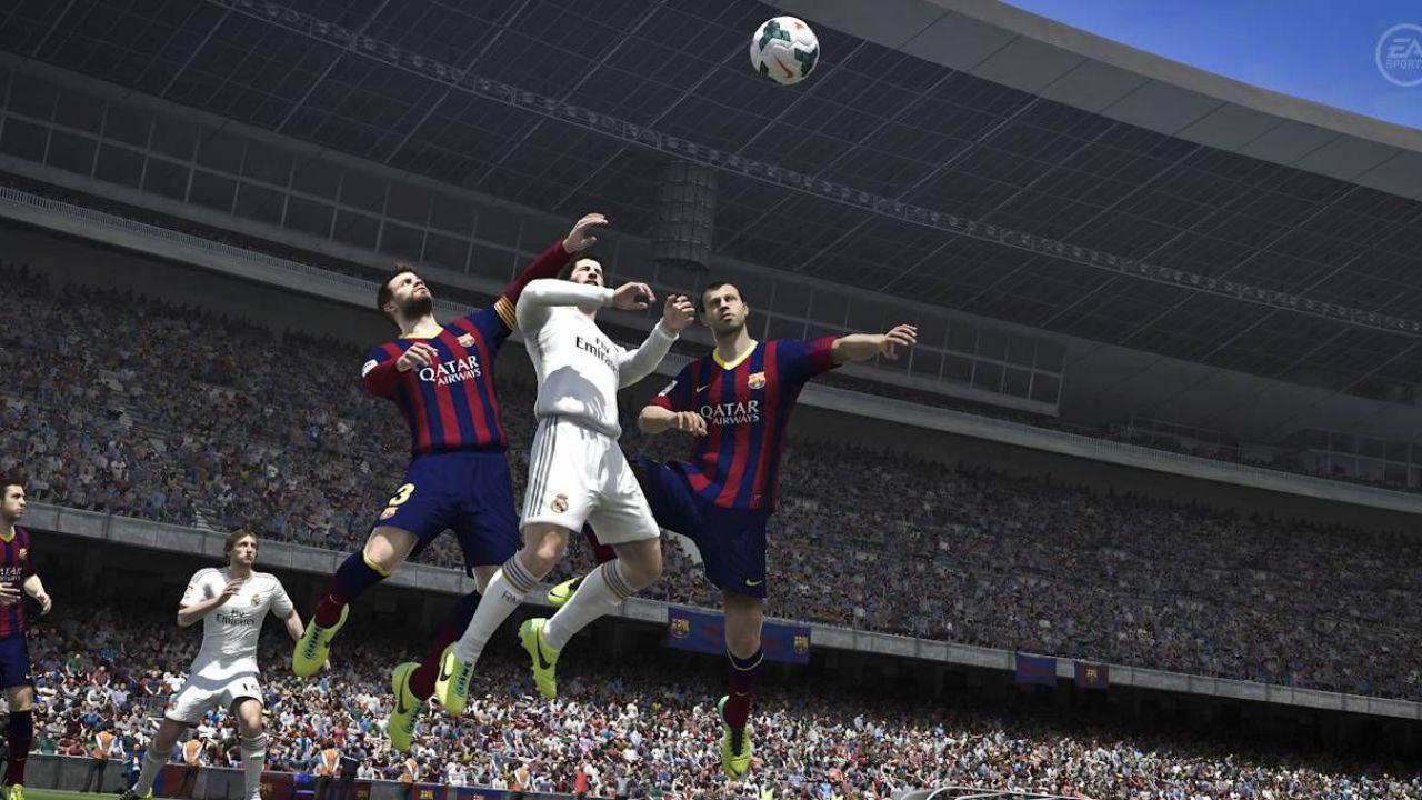 FIFA 14: la versione mobile si aggiorna per i mondiali