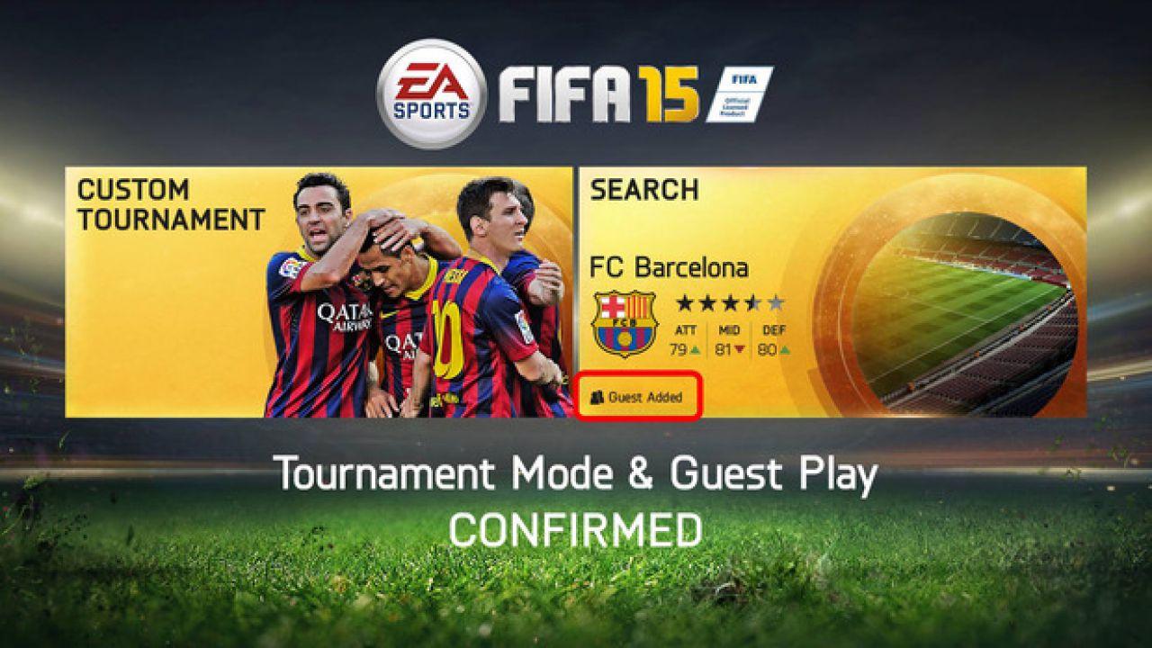 FIFA 15: disponibile da ogg in prova gratuita su EA Access