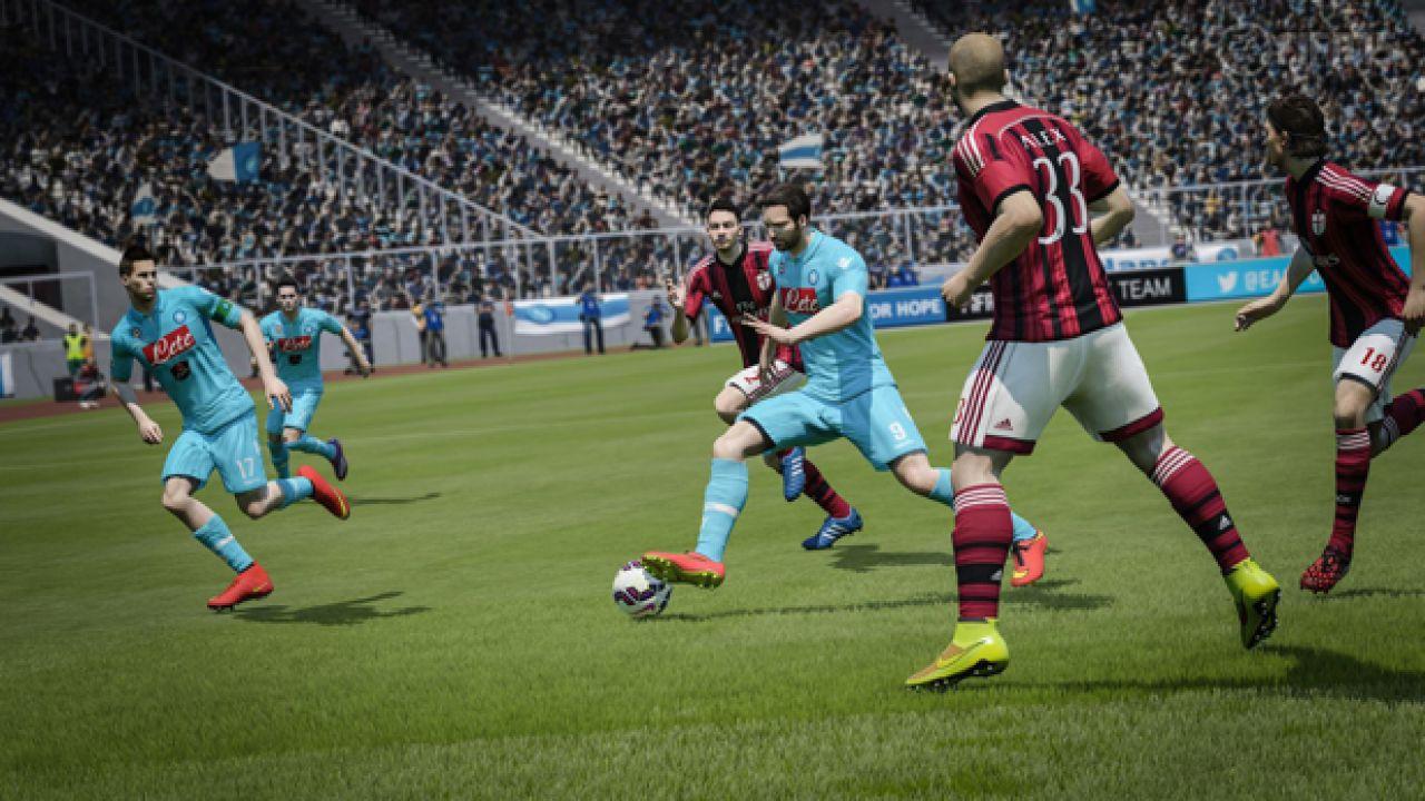 FIFA 15: lista completa di squadre e campionati