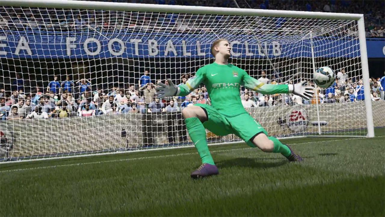 FIFA 15: live gameplay dalla Games Week - Replica 25/10/2014