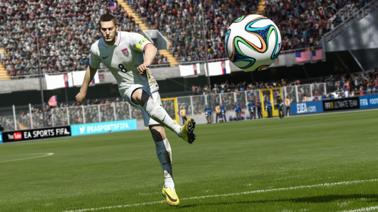 FIFA 15: nuova patch per PC, PlayStation 3, PlayStation 4, Xbox 360 e Xbox One