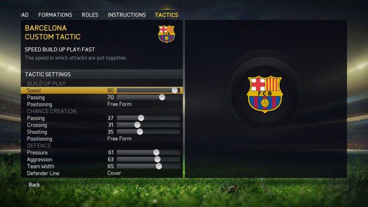 FIFA 15: nuova patch per la versione PC