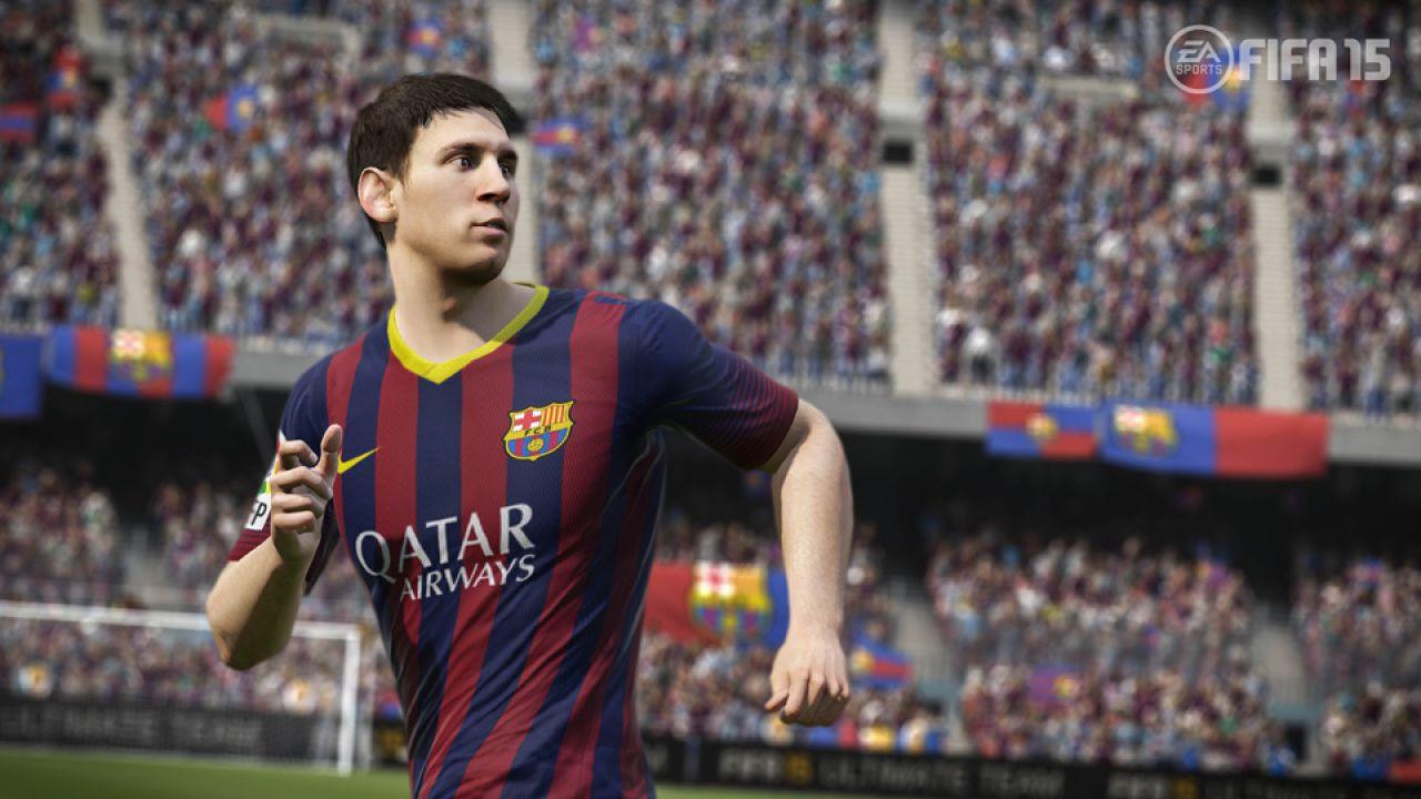 FIFA 15: patch 1.03 disponibile per la versione PlayStation 4