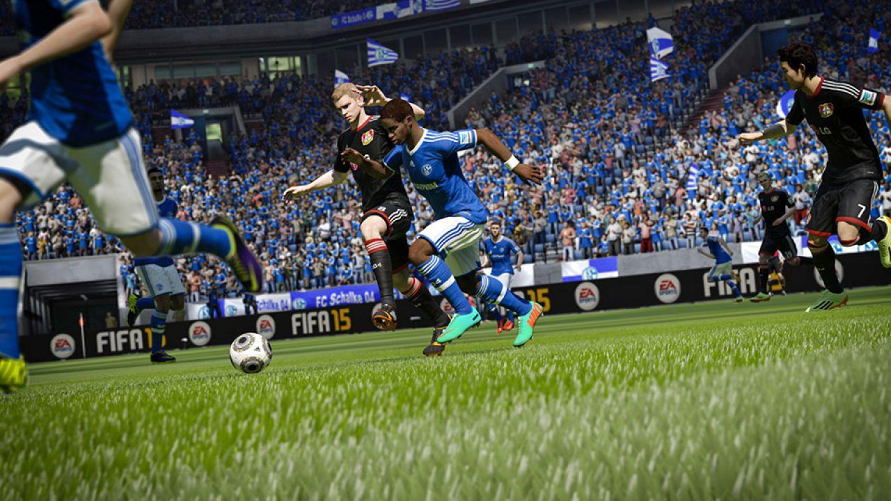 FIFA 15 sarà il gioco più venduto a Natale in UK secondo l'agenzia William Hill