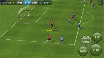 FIFA 15 Ultimate Team aggiunge il supporto all'Apple Watch