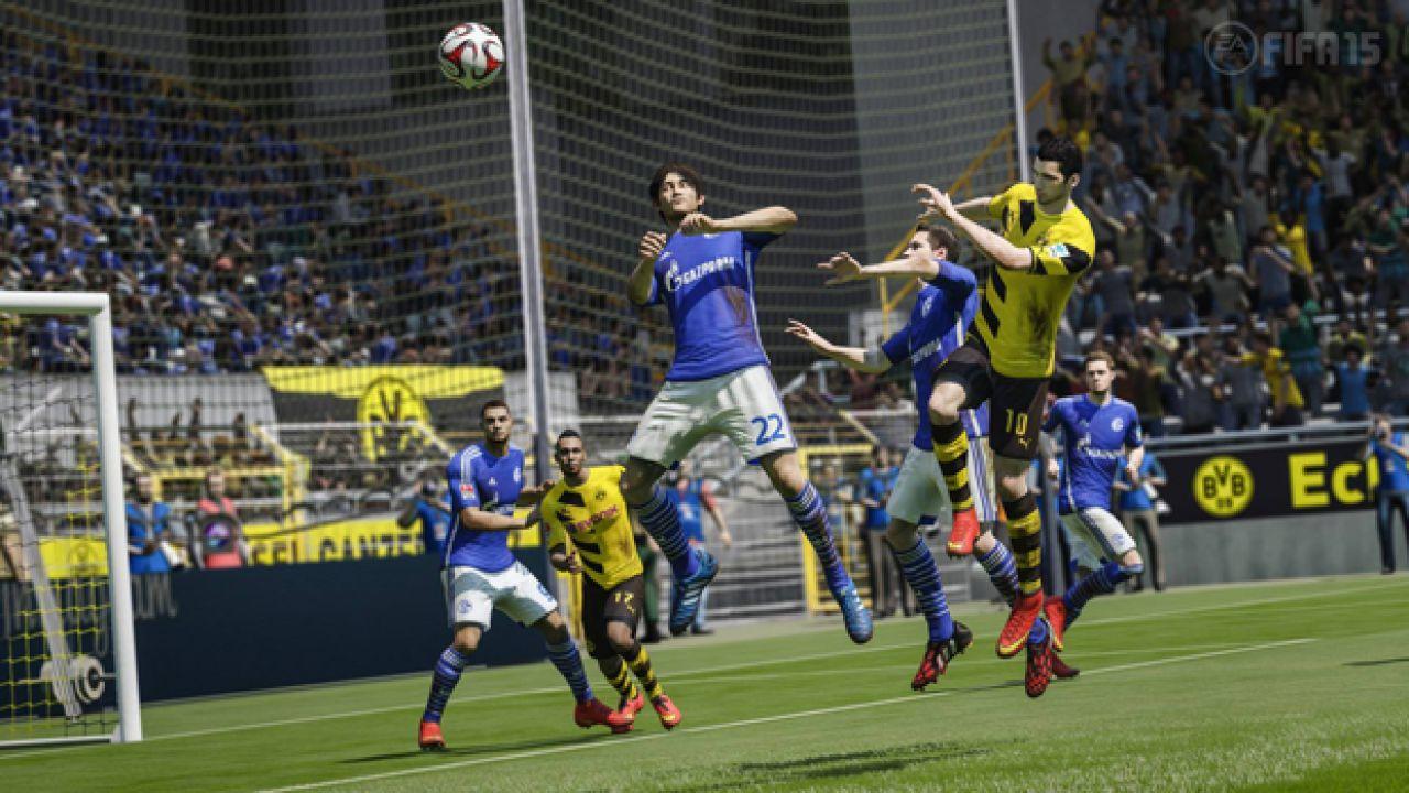 FIFA 15 Ultimate Team disponibile su iOS e Android