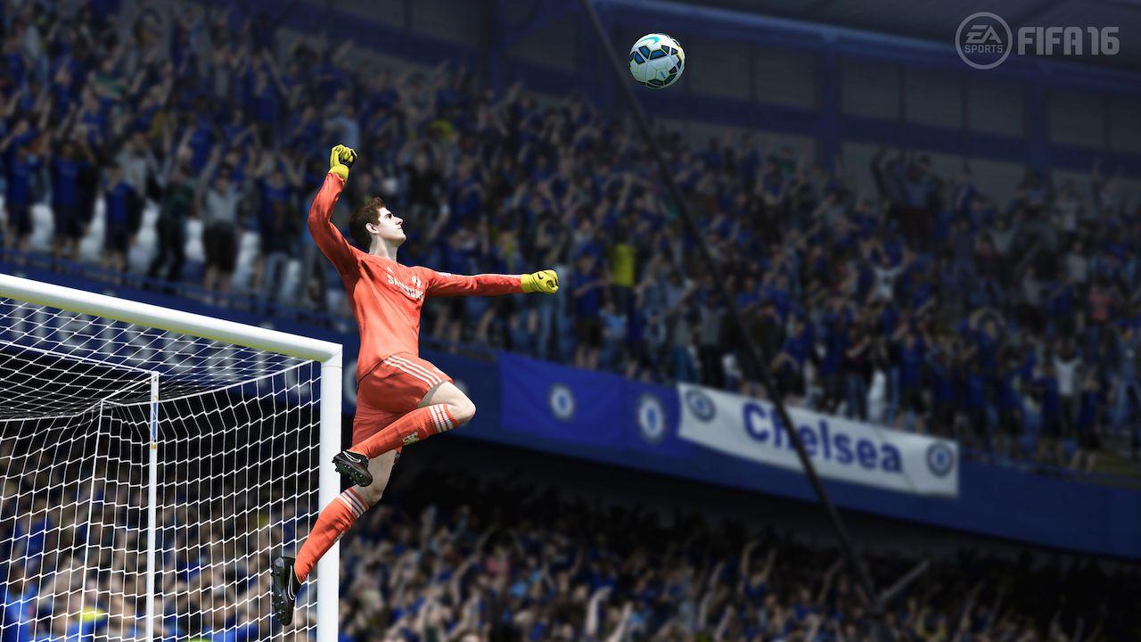 FIFA 16 avrà nove nuovi stadi