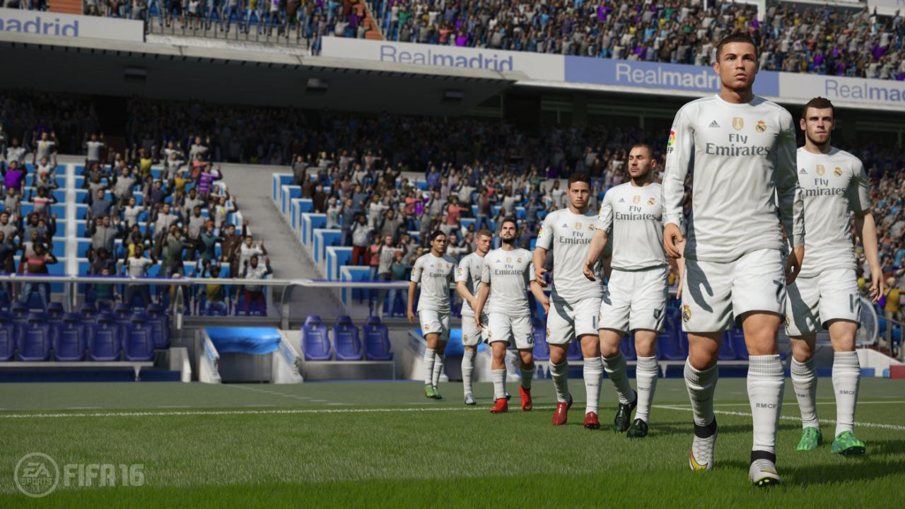 FIFA 16: un piccolo assaggio della colonna sonora su Spotify