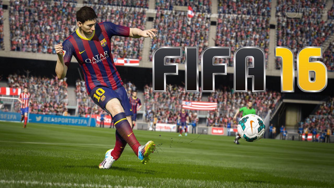FIFA 16: postazioni giocabili e tornei allo stand Everyeye a Lucca Comics & Games 2015