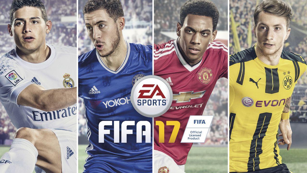 FIFA 17: i calciatori più forti dalla posizione 10 alla posizione 4