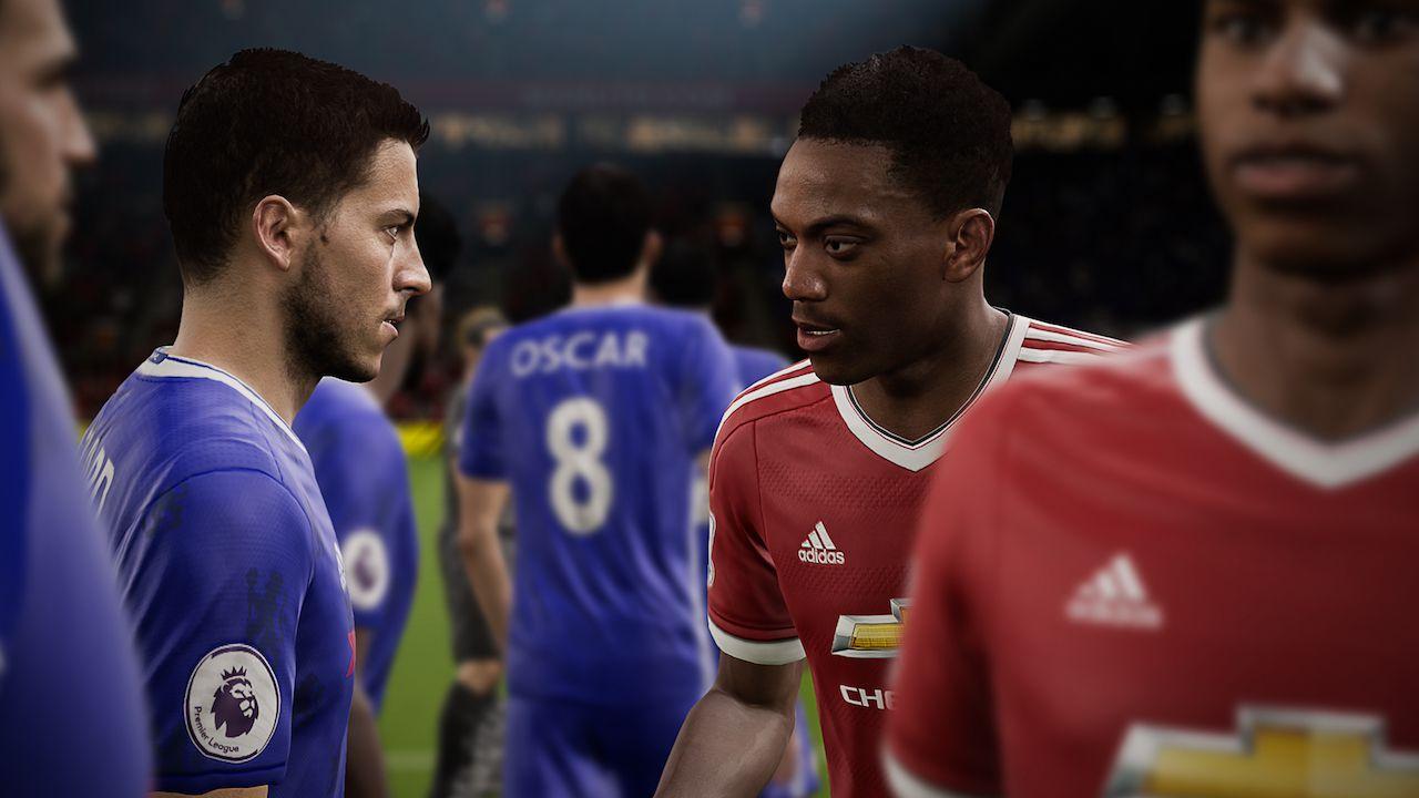 FIFA 17: i dieci migliori calciatori nel dribbling
