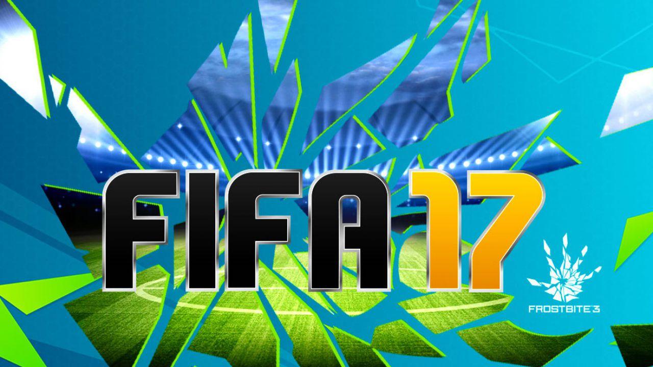 FIFA 17 è disponibile da oggi nei negozi su PC, PS4, Xbox One, Xbox 360 e PS3