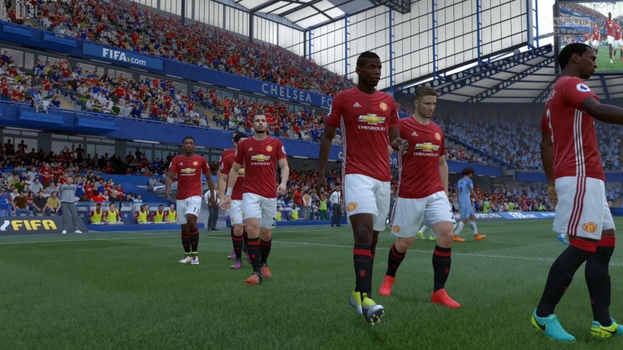 FIFA 17: l'elenco completo di squadre e campionati presenti nel gioco
