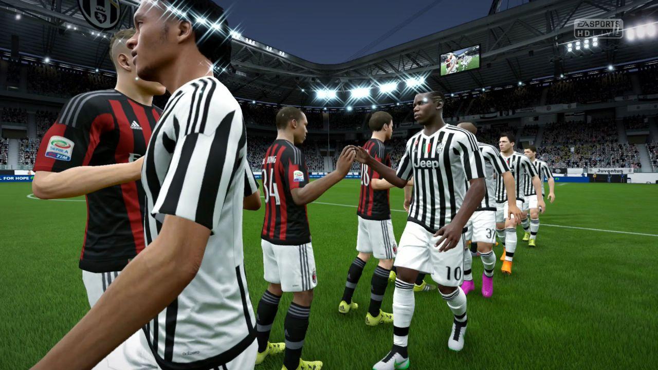 FIFA 17 non avrà la licenza della Serie A