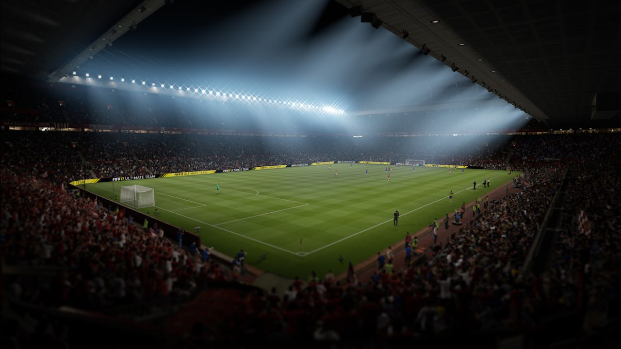 FIFA 17: tante migliorie grazie al Frostbite Engine