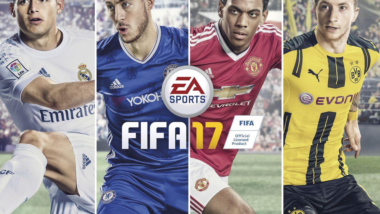 FIFA 17 uscirà anche su PlayStation 3 e Xbox 360