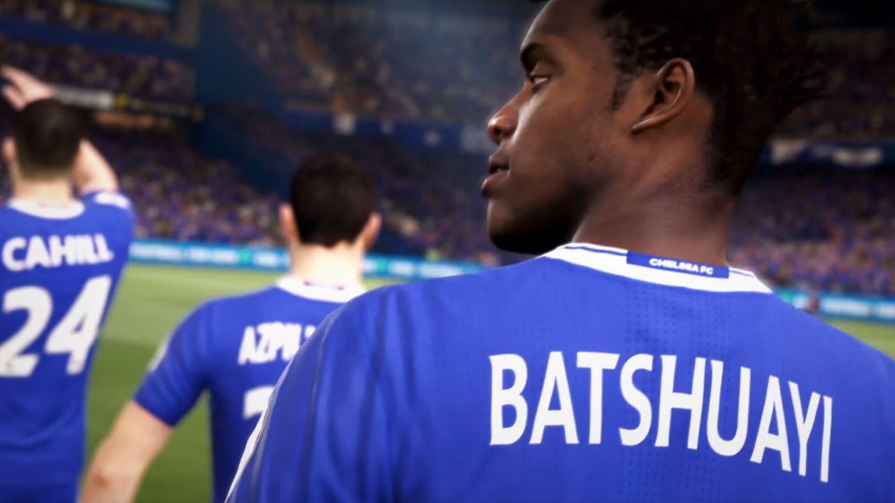 FIFA 17: i valori di tutti i calciatori del Chelsea