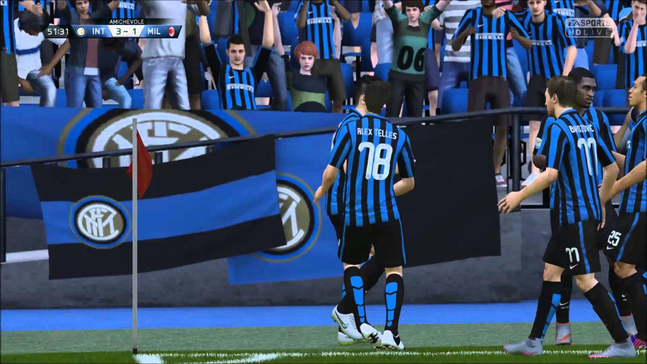 FIFA 17: i valori di tutti i calciatori dell'Inter