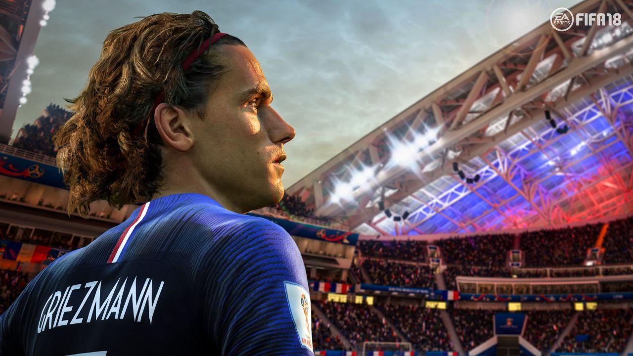 FIFA 18 per PS4 in vendita a 19.99 euro per festeggiare l'arrivo del DLC World Cup