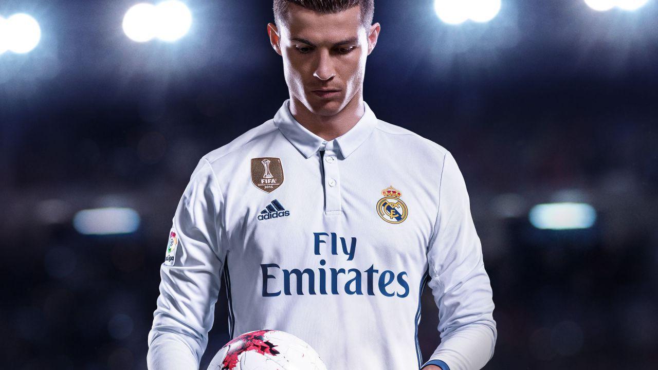 FIFA 18 rimane in testa alla classifica di vendita italiana