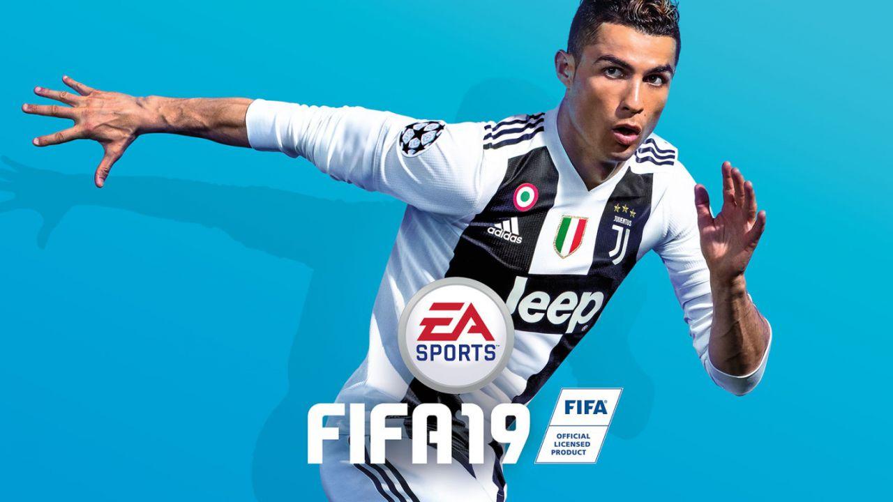 FIFA 19: svelati i dieci calciatori più forti: Ronaldo, Messi e Neymar Jr sul podio