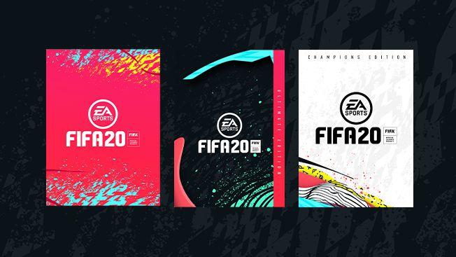 FIFA 20: preordini aperti per Standard, Champions e