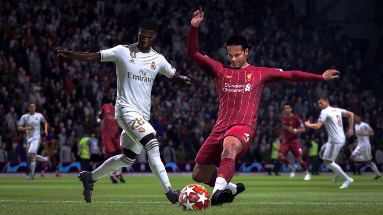 FIFA 20: Sky Sport UK userà i cori virtuali nelle partite di Premier League in TV