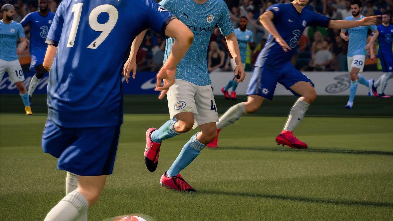 FIFA 21: come eseguire un Rainbow Flick perfetto nel gioco di calcio EA