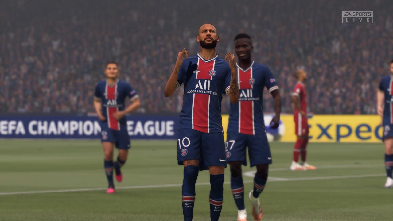 FIFA 21: disponibile l'update 1.05, ecco tutte le novità