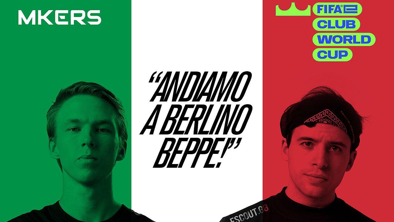FIFA eClub World Cup: Mkers è il primo team italiano a raggiungere le finali