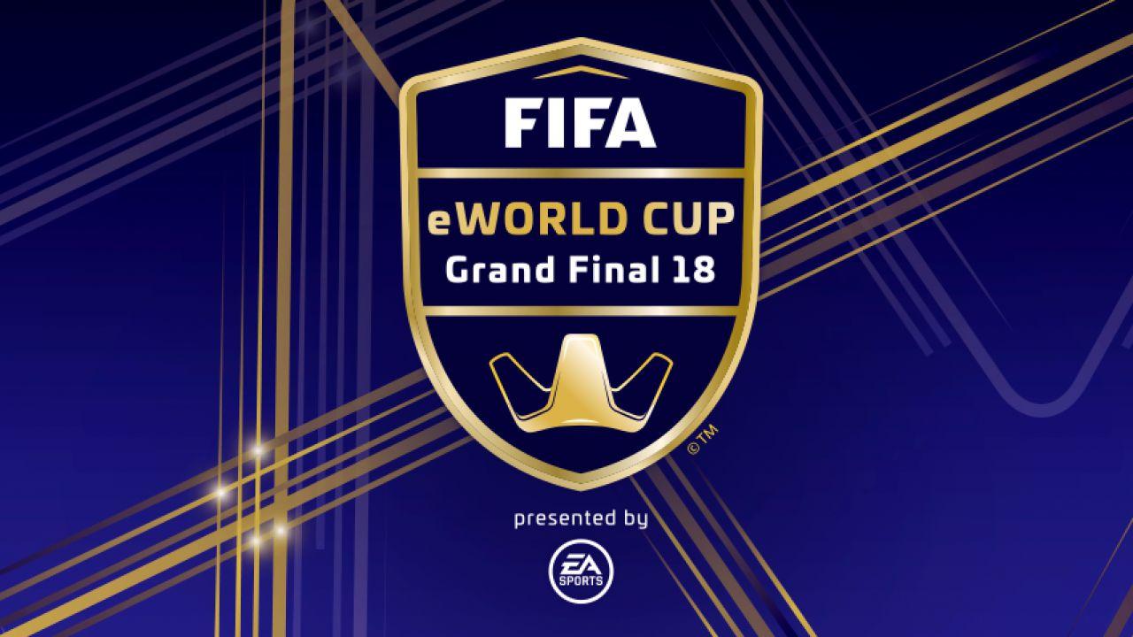 FIFA eWorld Cup 2018: tutto quello che dovete sapere sul gran finale di Londra