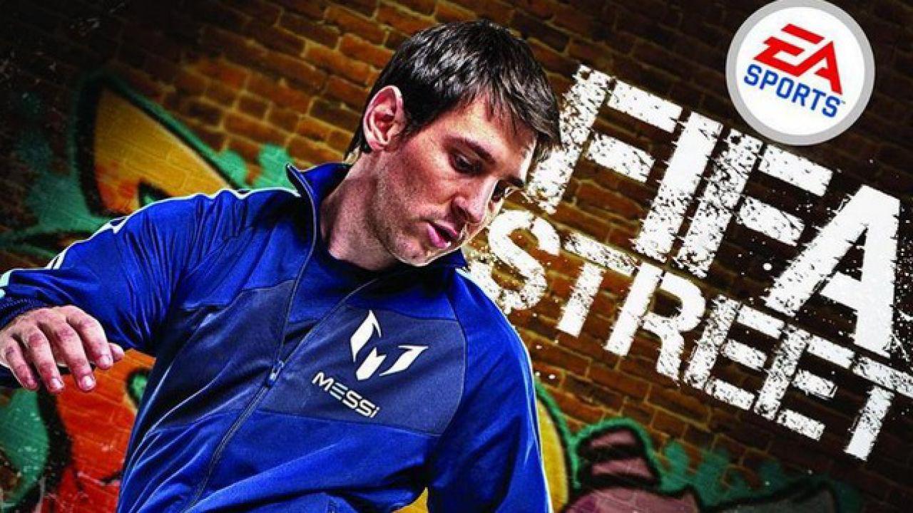 FIFA Street è disponibile da oggi su Xbox 360 e Playstation 3.