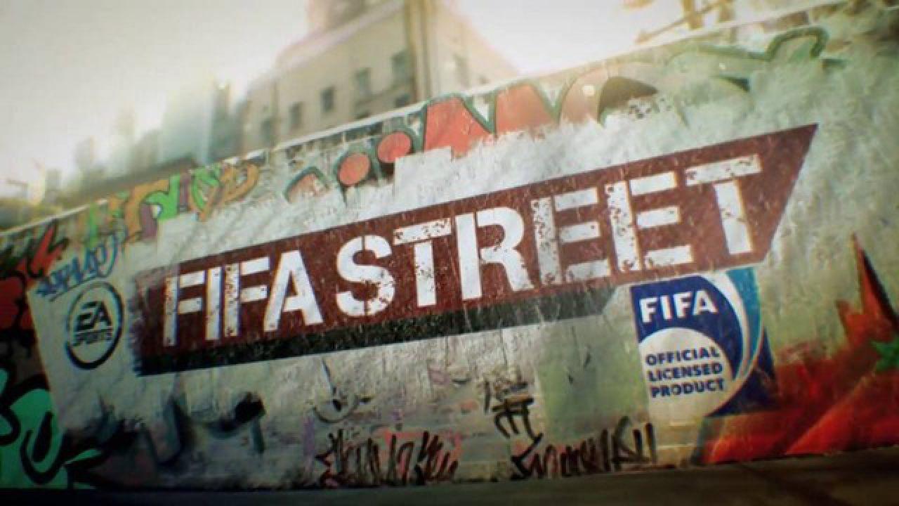 FIFA Street è al primo posto nella classifica di vendita software del Regno Unito