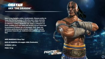Fighter Within disponibile al lancio di Xbox One