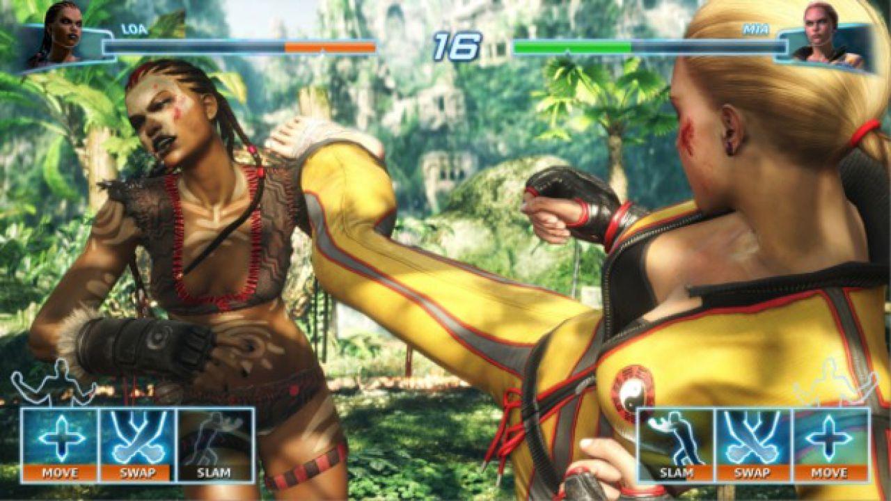 Fighter Within uscirà esclusivamente su Xbox One