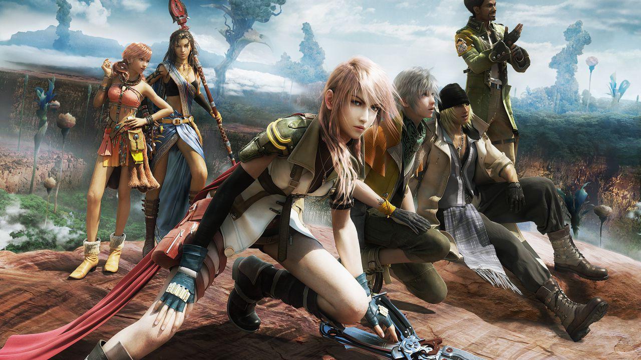 Final Fantasy 13: la versione streaming arriverà su Xbox One in Cina