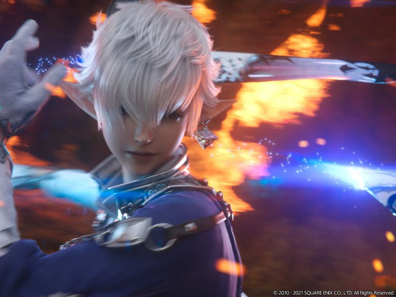 Final Fantasy 14 arrives on PS5: free upgrade and Open Beta in April