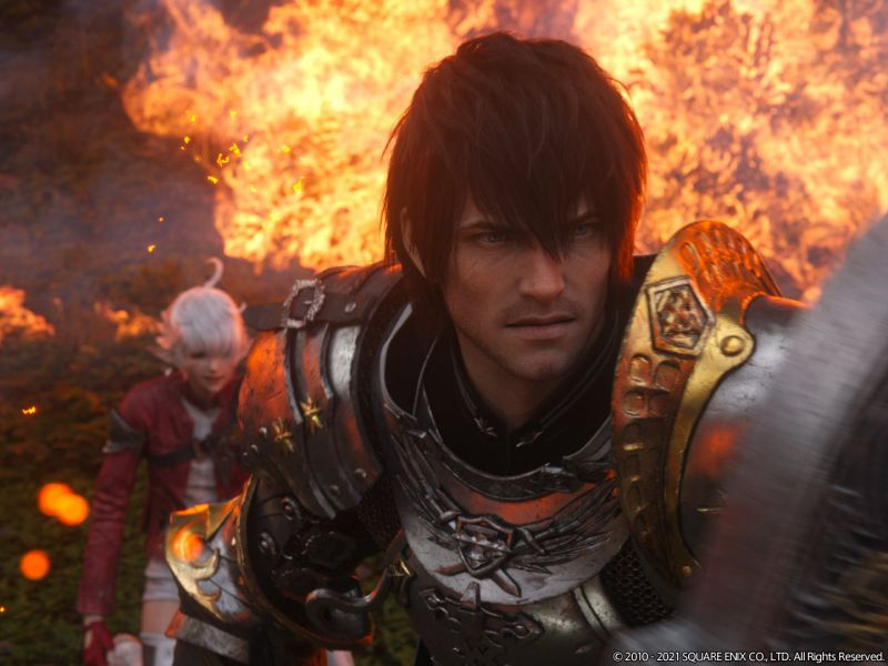 Final Fantasy 14: the optimizations for PS5 and the news of patch 5.5