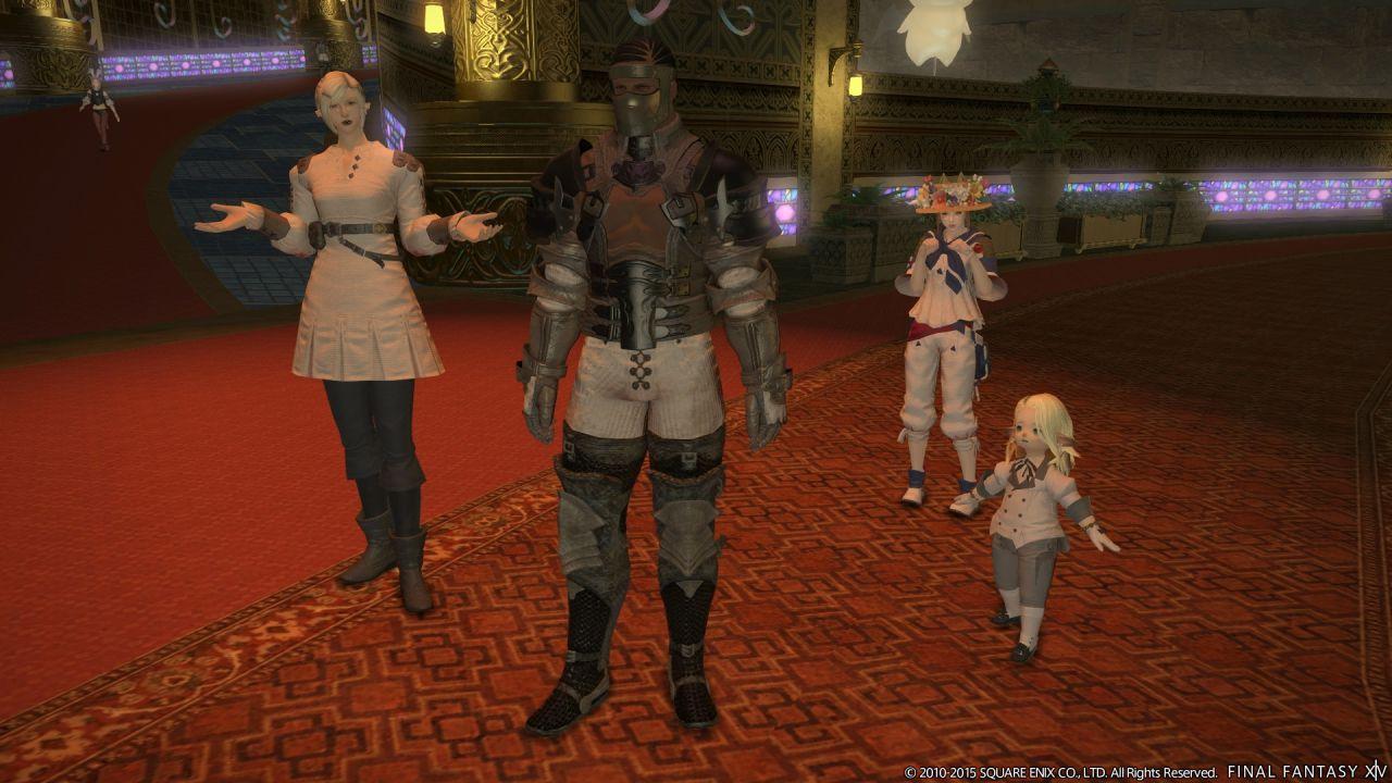 Final Fantasy 14 A Realm Reborn: dettagli sulla patch 2.3