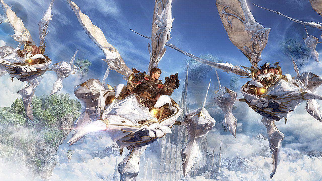 Final Fantasy 14 A Realm Reborn è gratis oppure a pagamento?