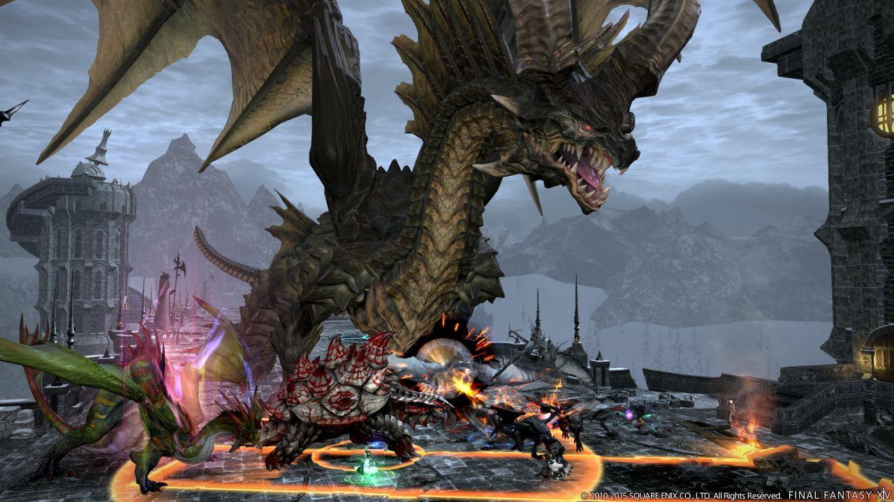 Final Fantasy 14 A Realm Reborn: nuovi screenshot