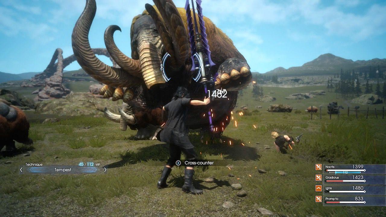 Final Fantasy 15 doveva essere un'esclusiva PlayStation 4?